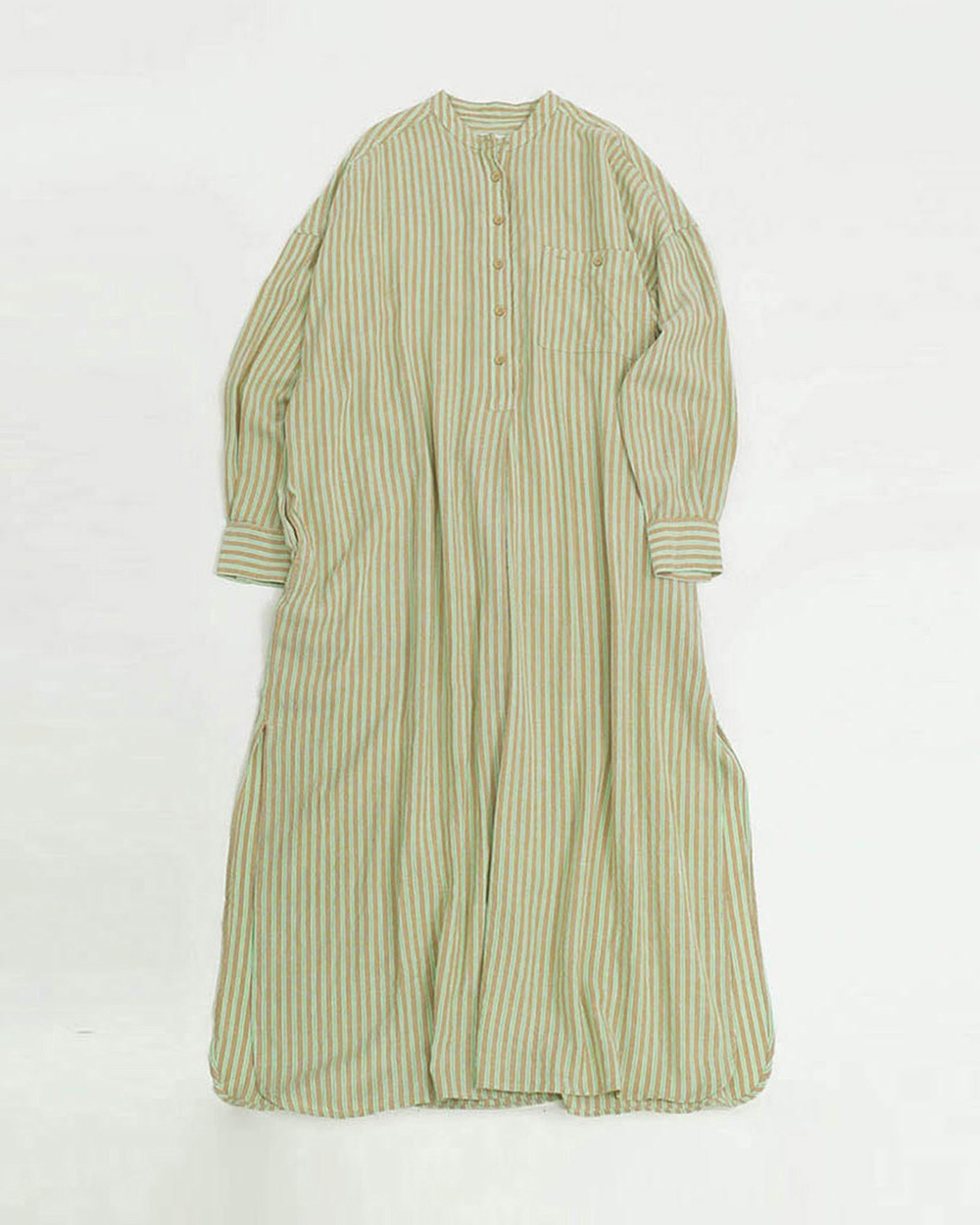 Stripe Shirts Dress