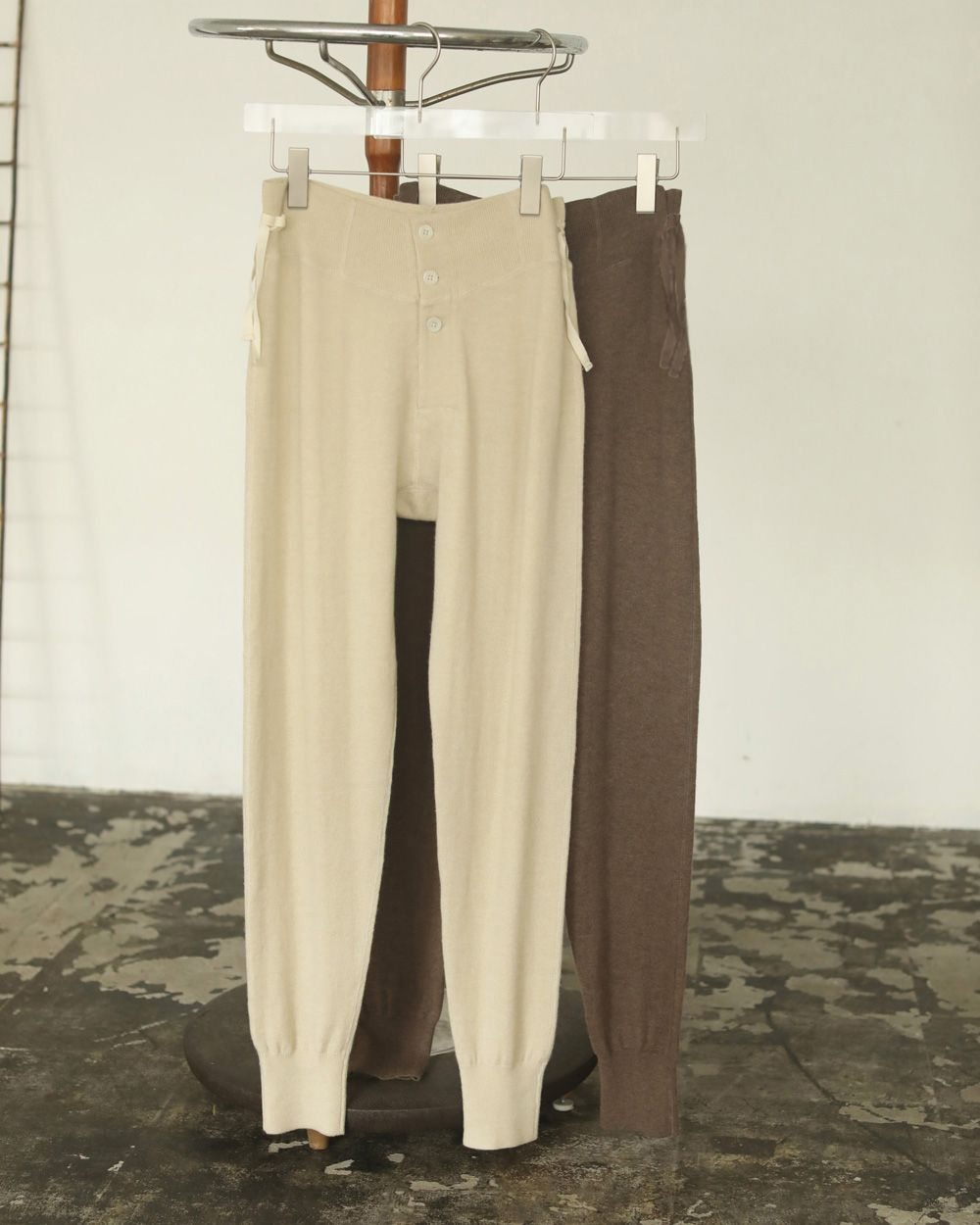 Vintage Knit Pants