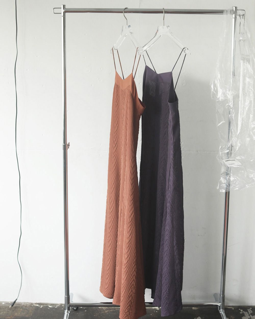 Jacquard Cami Dress