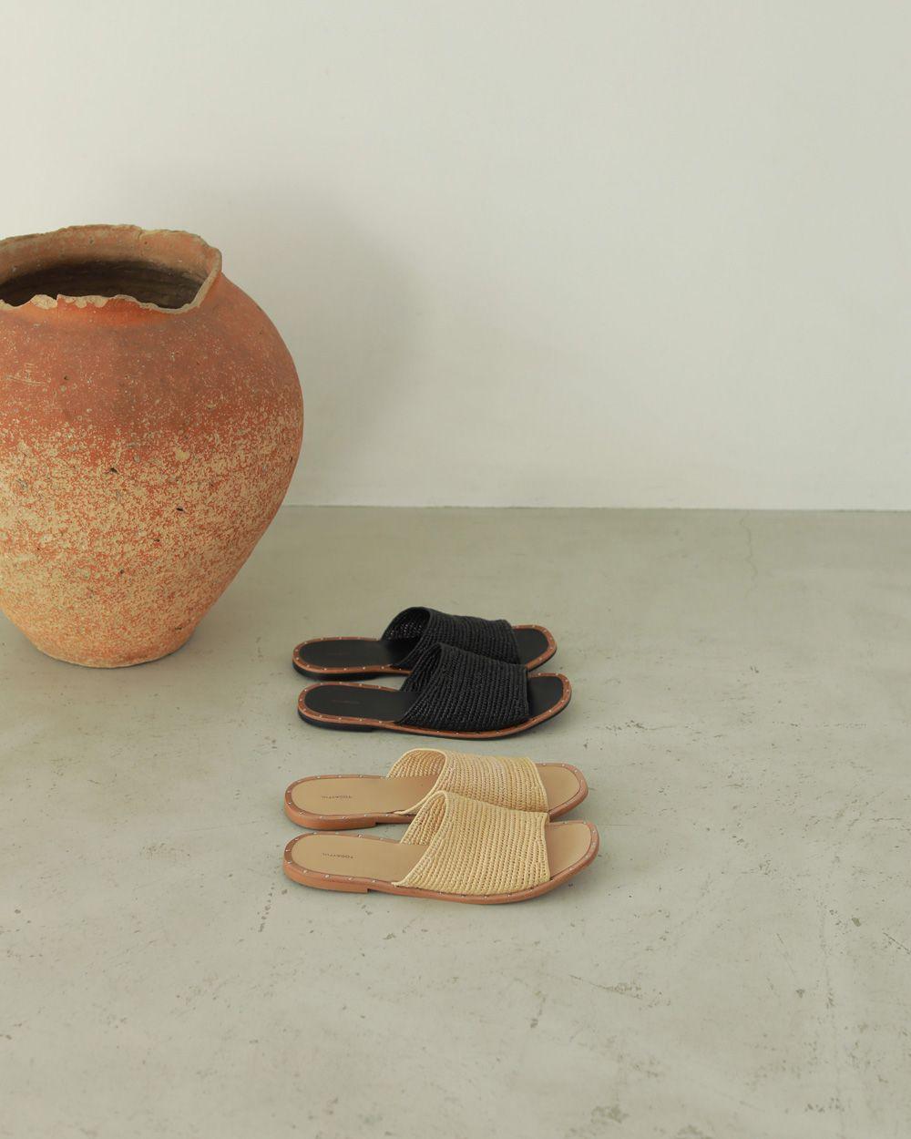 Blade Slide Sandals