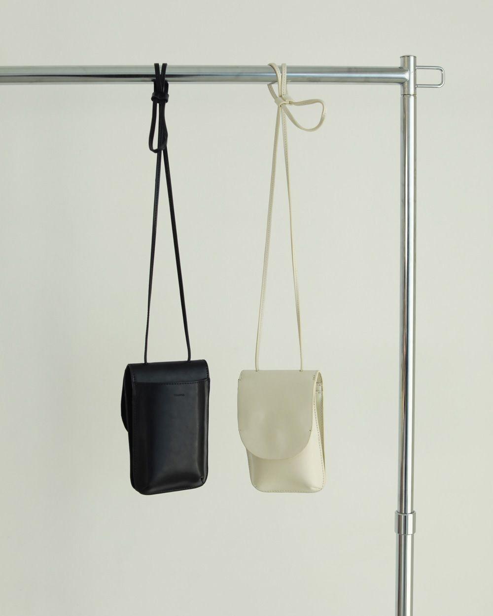 Leather Multi Pochette