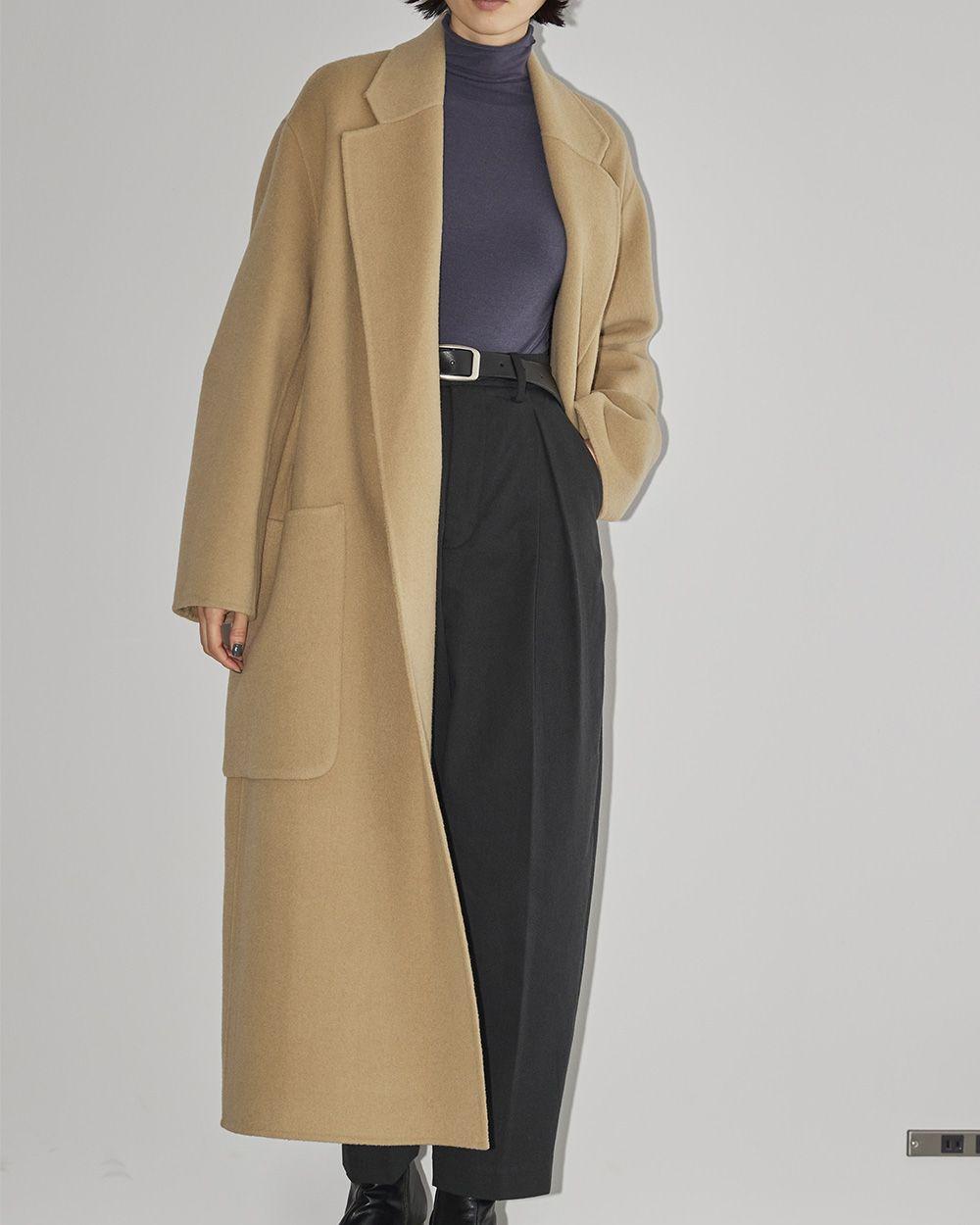 Wool Over Coat