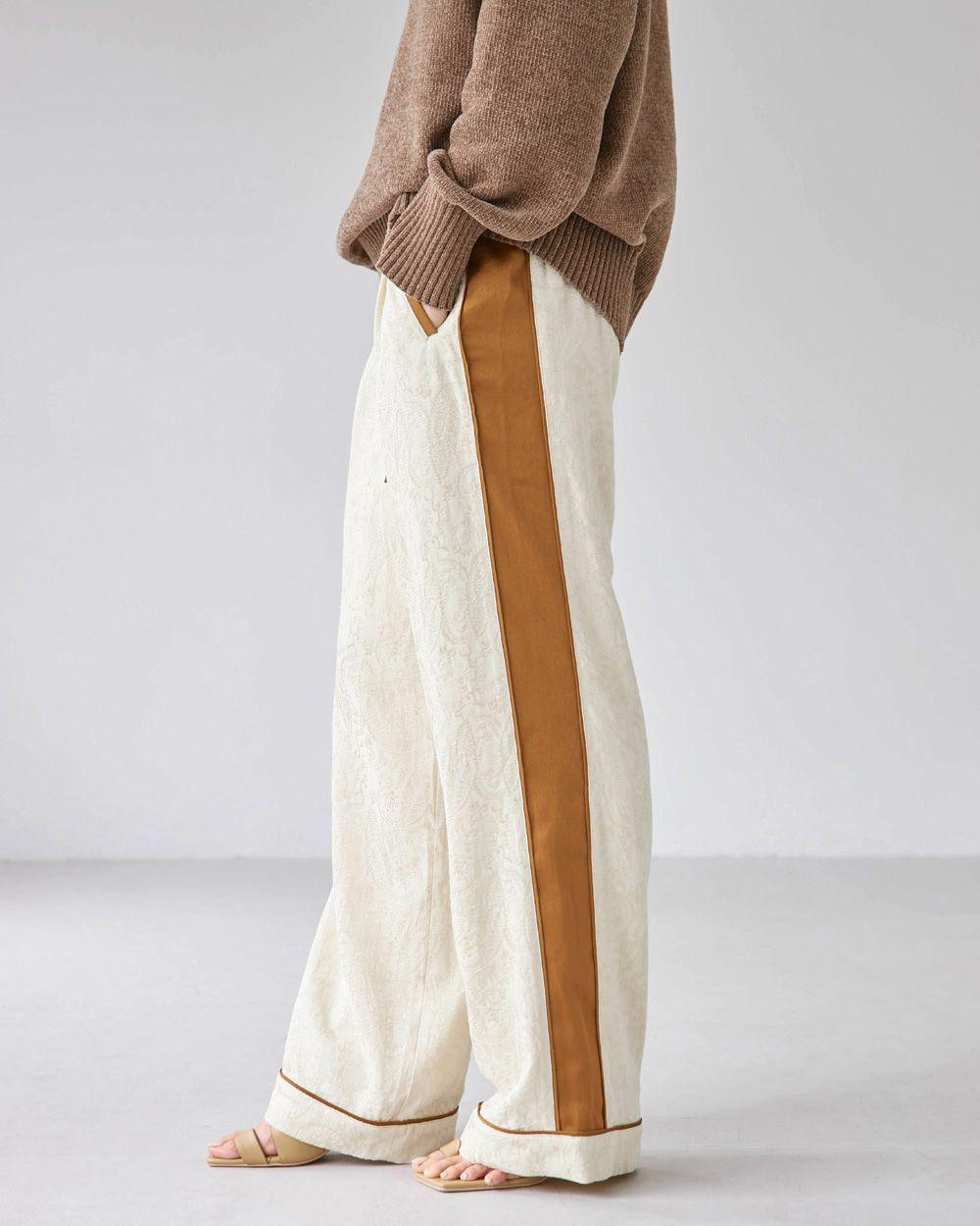Jacquard Pajamas Pants